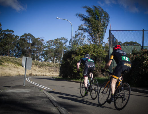 Sydney Olympic Park Tennis Centre bicycle racing