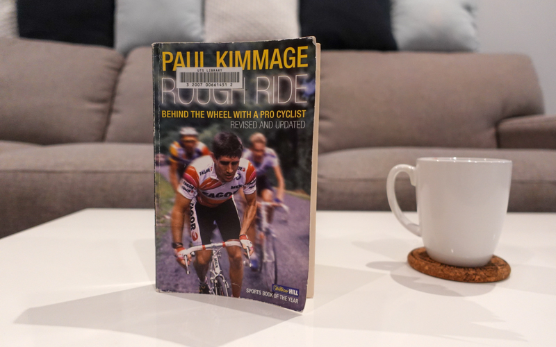 Book review Rough Ride by Paul Kimmage