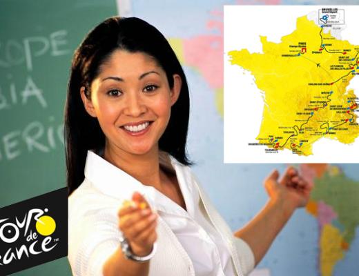Tour de France for dummies - beginner's guide