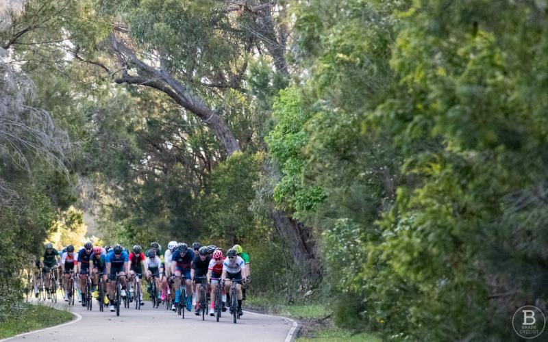 Waratah Park cycling track, Sutherland
