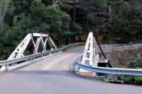 Galston Gorge West Pearces Creek Bridge