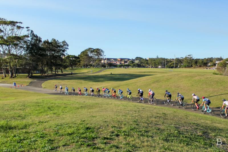 Heffron Park Criterium Track